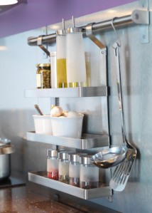 Christine keating design problem problem solved for Ikea grundtal spice rack