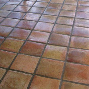 example of saltillo tile